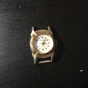 vintage lausanne 21 jewel watch face
